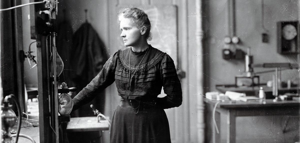 Marie Curie moi femme juive et polonaise je déclare que l'on peut changer le monde