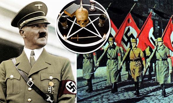 Les activités occultes des nazis