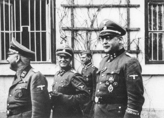 Pas de terre d'asile pour les nazis