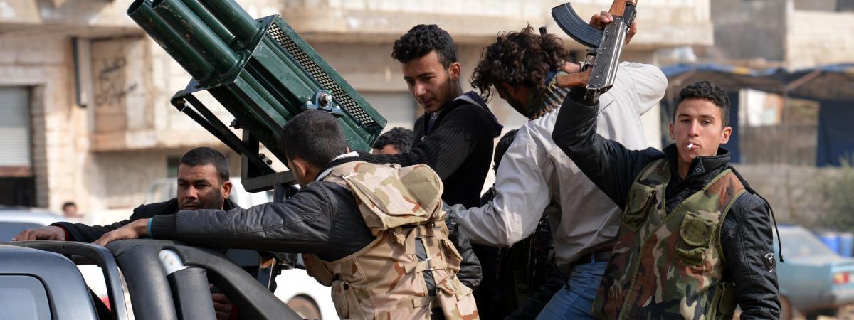 Israël a armé les forces rebelles en Syrie