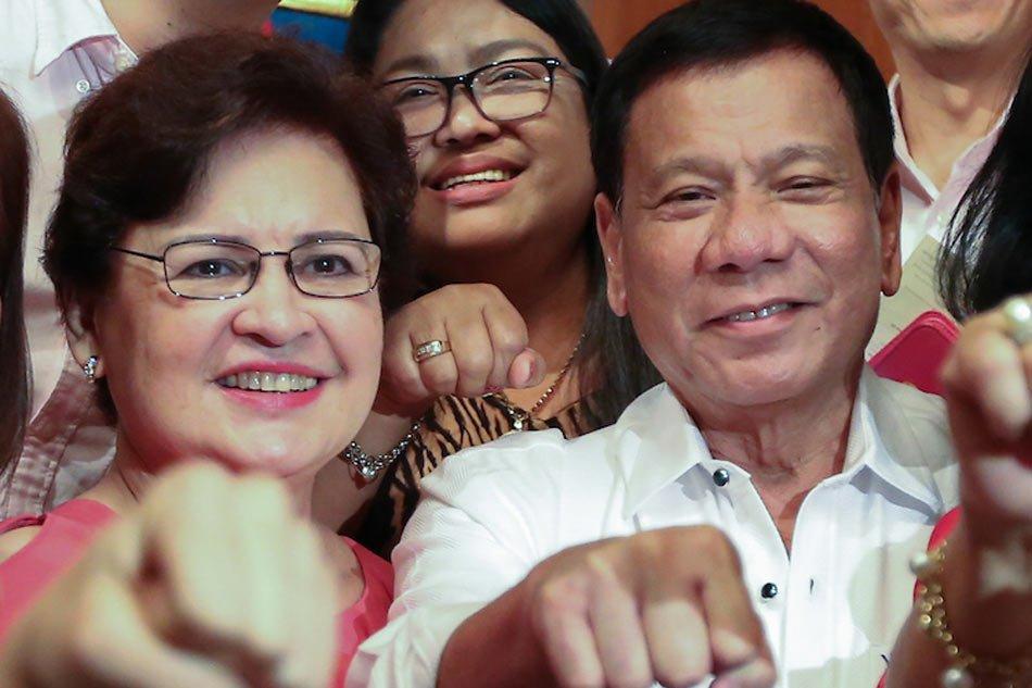 Rodrigo Duterte a été mariée à une femme juive