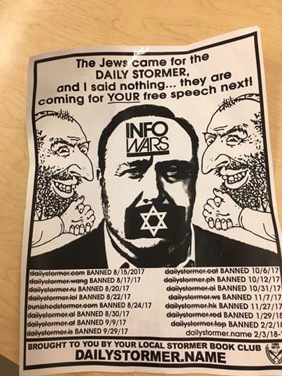 Des tracts antisémites retrouvés dans une église de Détroit