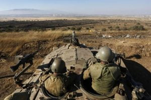 L'Armée israélienne reste prudente et ne laisse rentrer aucune menace sur son territoire.