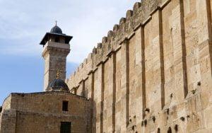 L'UNESCO a reconnu la ville de d'Hebron, comme lieu musulman.