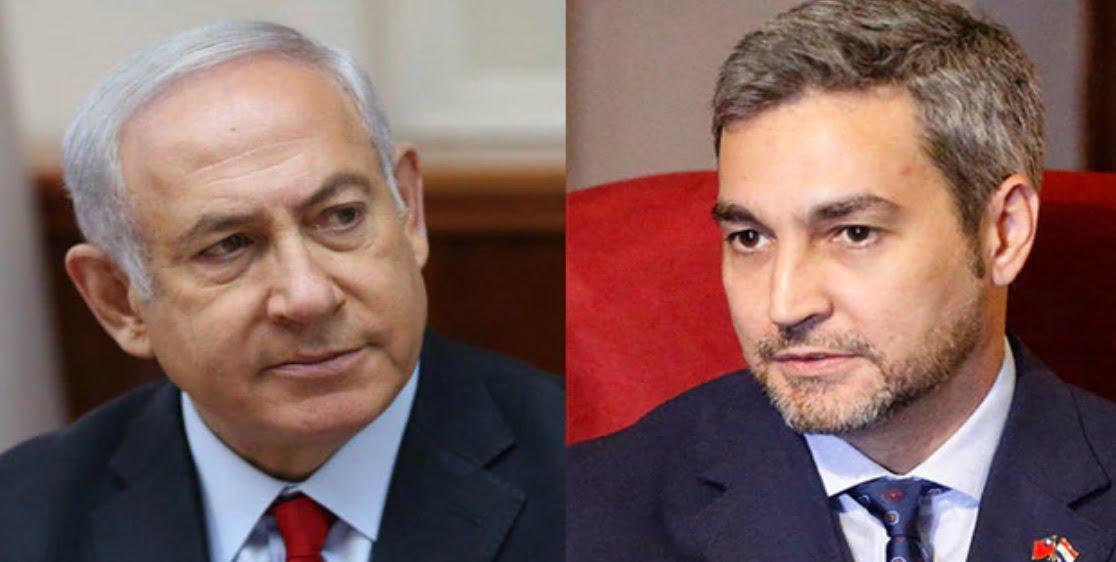 Netanyahu va fermer l'ambassade israélienne au Paraguay