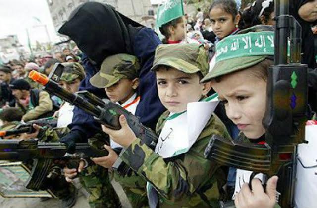 Le Hamas a mobilisé 17 000 enfants pour combattre Israël