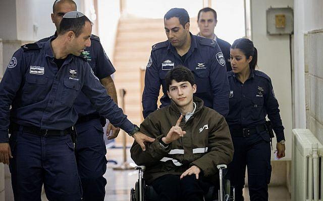 35 ans de prison pour un terroriste palestinien