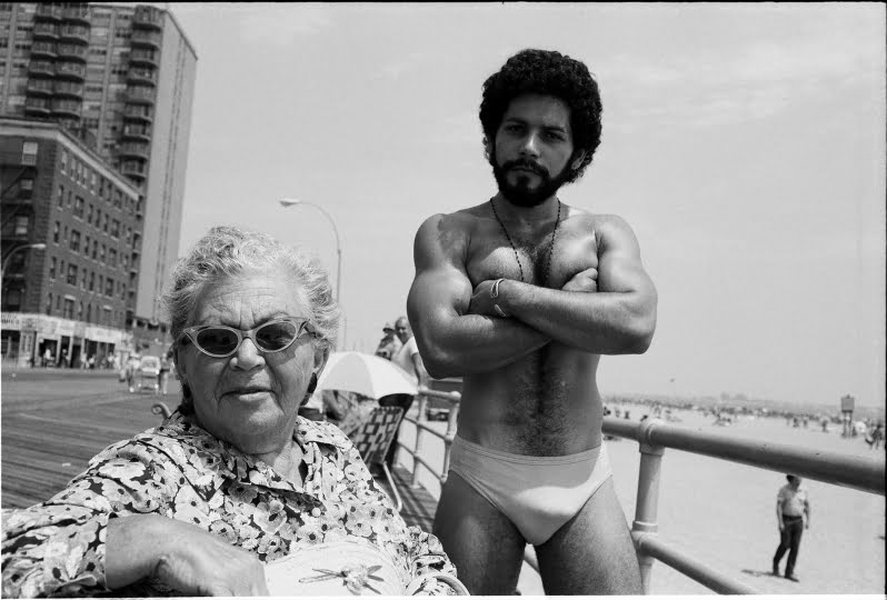 Arlene Gottfried : New-York délires