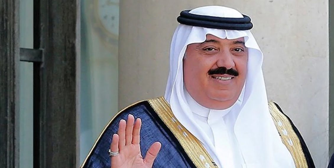 Le prince saoudien, Mutaib II bin Abdullah, a été victime u logiciel espion israélien.