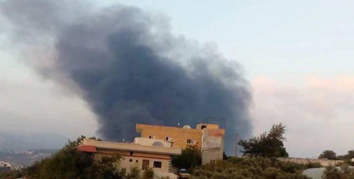 L'aviation israélienne a bombardé plus de 200 cibles iraniennes en Syrie