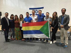 La communauté druze est fier d'avoir le passeport israélien.