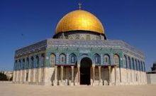Le partage de la mosquée une décision d'Israël