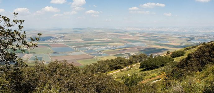 Cana village juif prospère 323 avant JC
