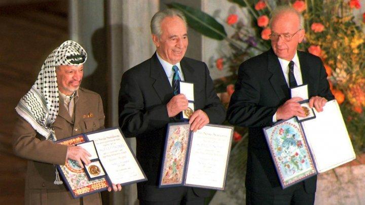 Les accords d'Oslo ont été un tournant historique