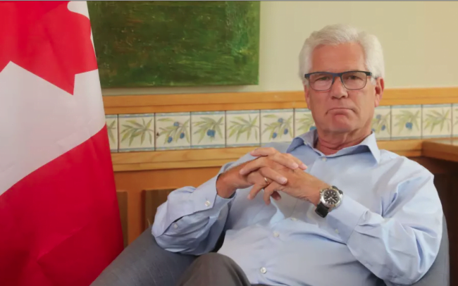 Le Canada voit un grand potentiel dans les relations avec israel
