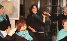 Israël: quand les femmes disent la vérité à propos du bain rituel