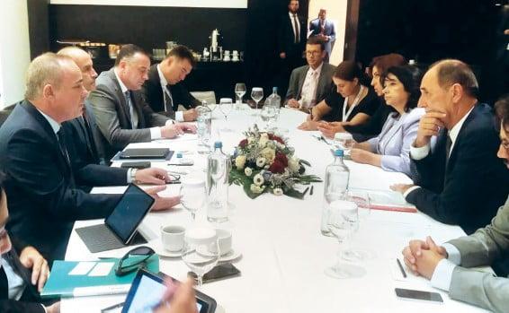 Les pays des Balkans envisagent d'importer du gaz naturel en provenance d'Israël