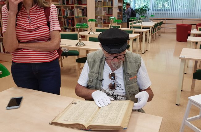 Pologne: un annuaire téléphonique de 1939 pourrait aider à la restitution des biens aux victimes de l'holocauste
