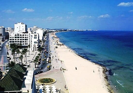 Sousse ville de la Tunisie