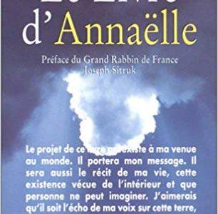Le livre d'Annaëlle son histoire est notre histoire