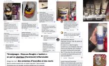 Bougies Kasher dangereuses
