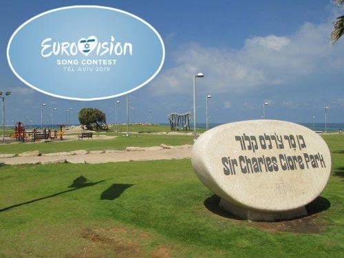 L'Eurovision Village, hébergé à Charles Clore Park, coûtera 5 millions de NIS