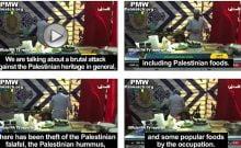 Israël accusé d'avoir chipé le houmous et le falafel à l'Autorité Palestinienne
