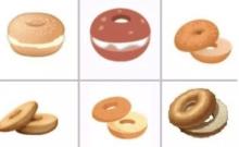 Le bagel, nouvel emoji d'Apple, n'est pas du goût de tout le monde