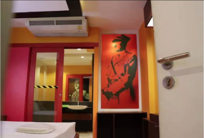 Un hôtel de Bangkok propose une chambre d'hôtel Hitler