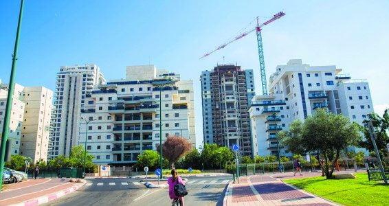 Israël: le nombre de transactions immobilières en chute libre depuis quatre ans
