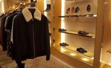 Une collection de vêtements Louis Vuitton arrive en Israël