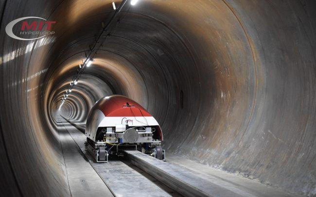 Le premier tunnel Hyperloop de l'Israélien Elon Musk ouvrira dans deux mois