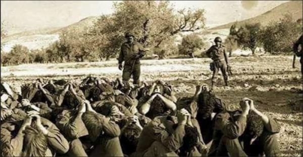Les médias syriens ont présenté une photo montrant des soldats présumés des FDI emprisonnés en Syrie