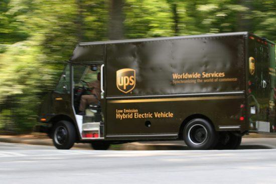 UPS a refusé d'effectuer une livraison dans la vallée du Jourdain