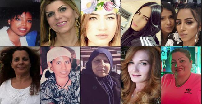 Israël: 20 femmes assassinées par des proches en 2018