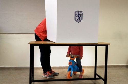 Les Israéliens ont voté hier pour élire leurs nouveaux maires