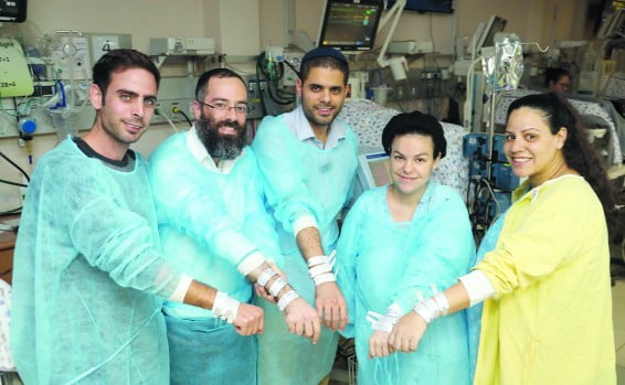 Israël: trois naissances triples le même jour à l'hôpital Sheba
