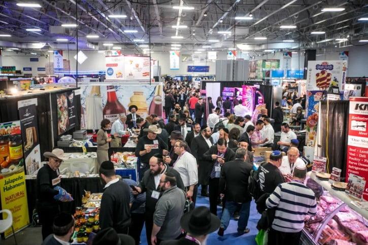 Kosherfest 2018 la révolution des aliments cacher dans le monde