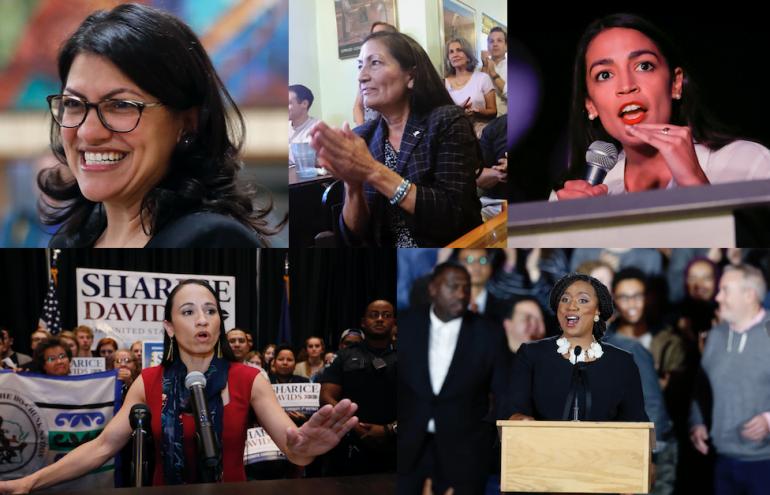 Les Américaines, issues d'univers sociaux et d'horizons les plus divers, ont confirmé l'essai : jamais elles n'ont été aussi nombreuses à être élues.