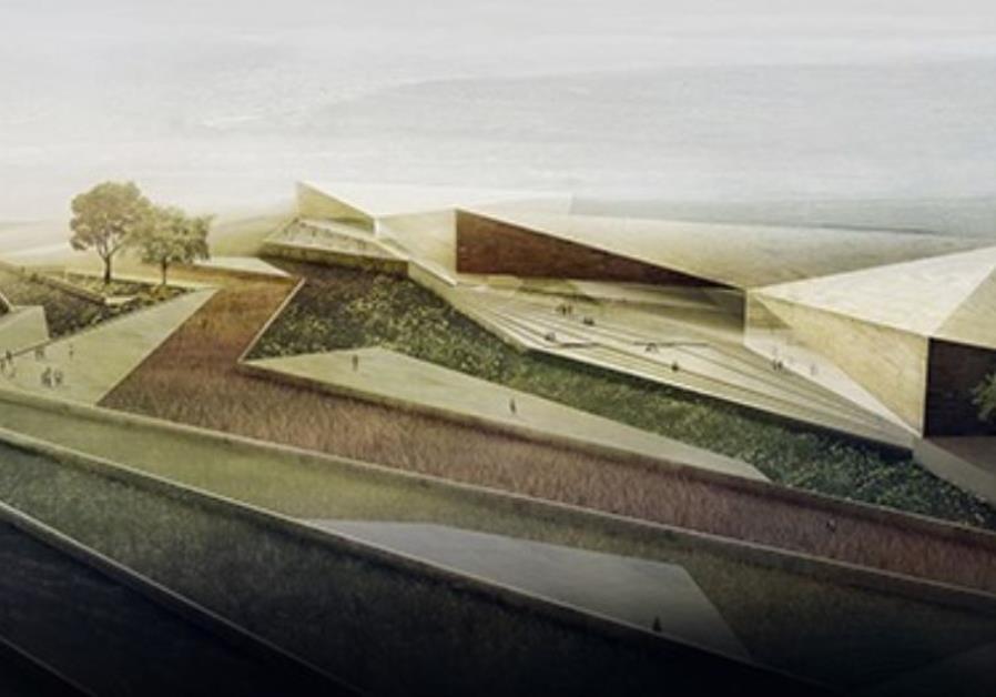 Projet de musée pour l'art palestinien