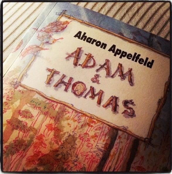 Adam et Thomas de Aaron Appelfeld