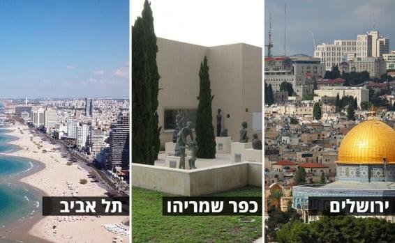 Israël: Jérusalem en chute libre dans les classements socio-économiques municipaux