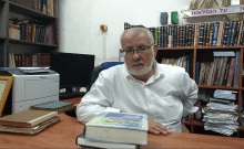 Israël: la mission d'un homme, sauver les trésors spirituels séfarades