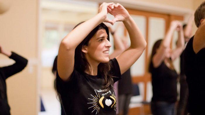 Israël: Jérusalem danse pour la Journée mondiale de la gentillesse, le 13 Novembre