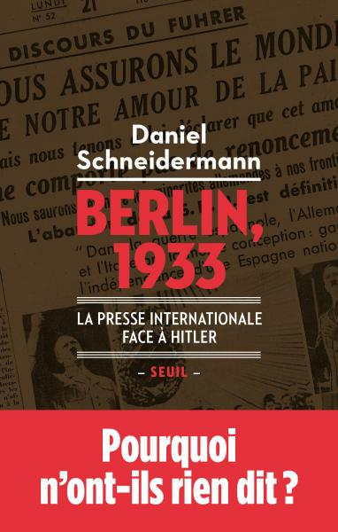 La presse internationale face à Hitler