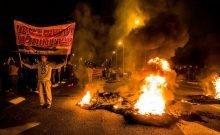 Israël: des manifestations de grande ampleur à Sderot et à Ashkelon