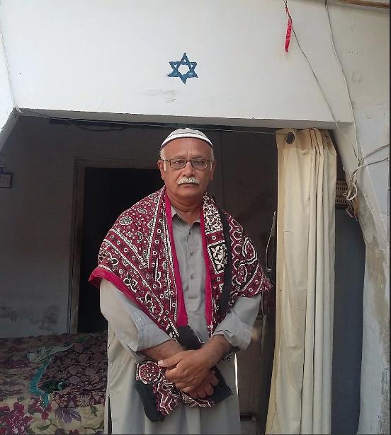Le rêve de l'unique Juif du Pakistan: immigrer en Israël