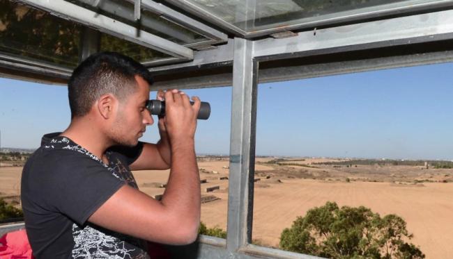 Israël: le héros méconnu de la lutte contre les incendies terroristes à Gaza
