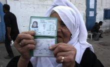 Le déplacement des Palestiniens pour résoudre le problème du terrorisme