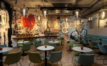 he LINK Hotel & Hub in Tel Aviv. (photo credit: URI ACKERMAN)